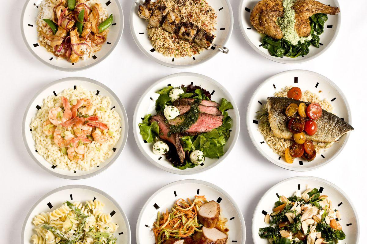 Правильное питание для похудения зож